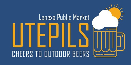 Utepils at the Lenexa Public Market 2020