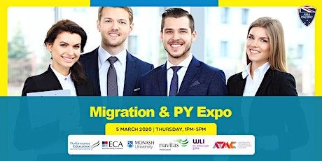 PY & MIGRATION EXPO 2020 tickets