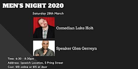 Men's Night 2020 tickets