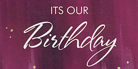 International Salon Supplies - 8th Birthday Bash tickets