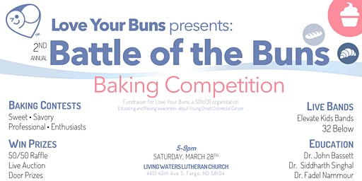 2nd Annual Battle of the Buns