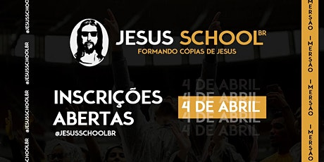 Jesus School - Formando cópias de Jesus billets