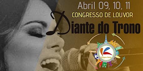Congresso Mulheres Diante do Trono 2020 ingressos