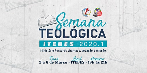 Semana Teológica ITEBES 2020.1