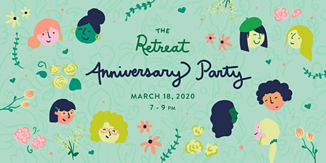 The Retreat Anniversary Party tickets
