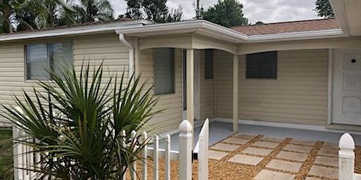 OPEN HOUSE - 601 Lexington St, Dunedin on Sat & Sun 12n - 3p