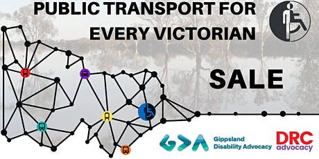 Skill Up and Campaign for Fully Accessible Public Transport in Sale tickets