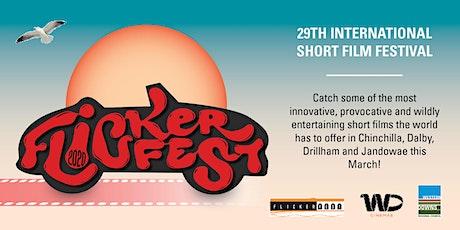 Flickerfest Chinchilla tickets