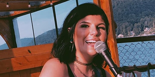 Gabby Hammond Performs at Ledge Rock Hill Winery