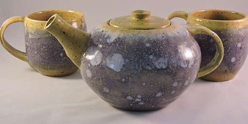 Spring Pottery Art Sale  at ArtCenter Manatee