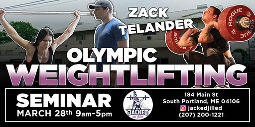 Increasing Weightlifting Performance w/ Zack Telander