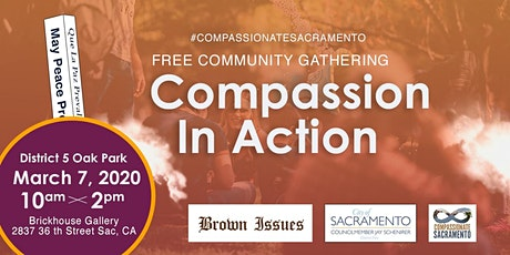 Compassion In Action Community Event for Oak Park tickets