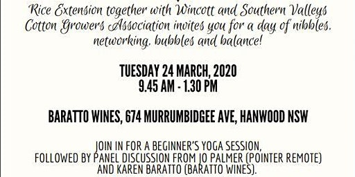 Women, Wine and Yoga