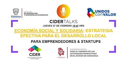 Economía social y solidaria: estrategia efectiva para el desarrollo local