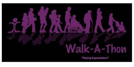 """""""Vision 2020"""" 4th Annual """"Raising Expectations"""" Walk-a-Thon tickets"""