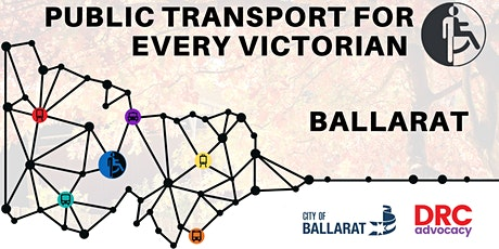 Skill Up and Campaign for Fully Accessible Public Transport in Ballarat tickets