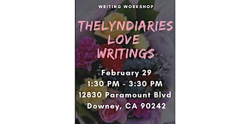 #TheLynDiaries Love Writings