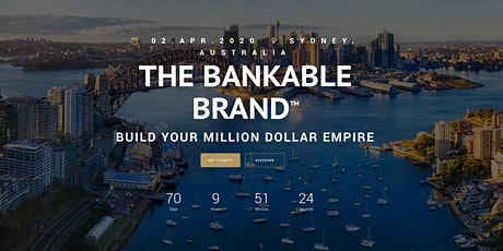 THE BANKABLE BRAND tickets