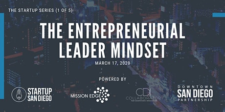 The Entrepreneurial Mindset (Startup Series: Workshop 1 of 5) tickets