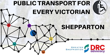 ACCESSIBLE TRAINS: Shepparton Campaign Workshop - POSTPONED tickets