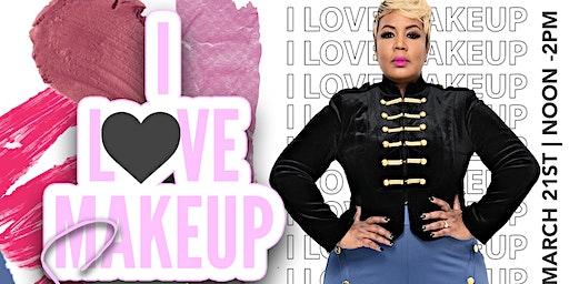 I LOVE Make up Seminar by Kym Lee (Celebrity MUA)