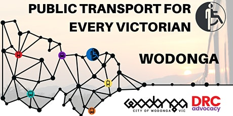 SKILL UP AND CAMPAIGN FOR FULLY ACCESSIBLE PUBLIC TRANSPORT IN WODONGA tickets