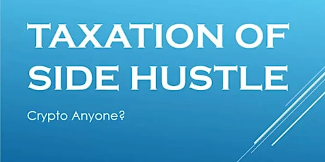 How to pay no Tax on Your Side Hustle Income tickets