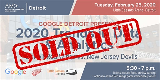 Google Detroit Presents: 2020 Marketing Trends in