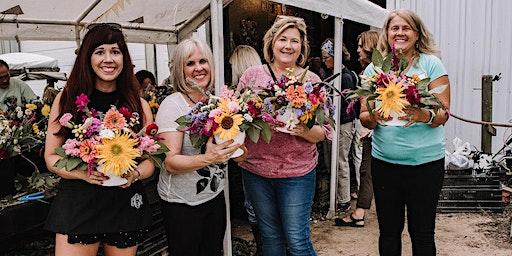 GardenView Flowers Annual Farm Tour & Design Workshop