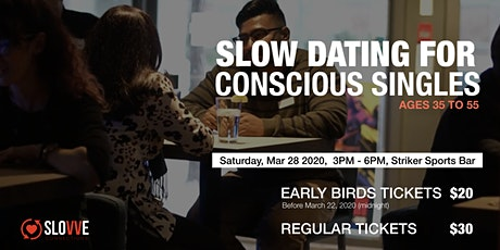 Slow Dating : Love Factors tickets