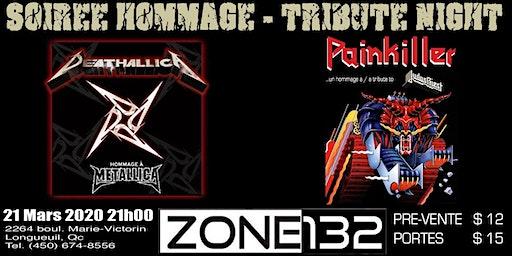 Deathallica & Painkiller Bar Zone 132