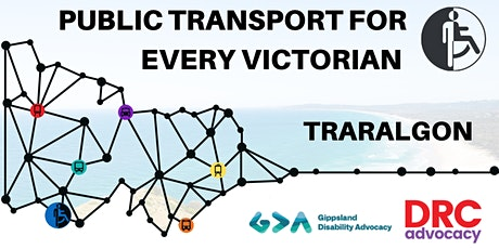 Skill Up and Campaign for Fully Accessible Public Transport in Traralgon tickets