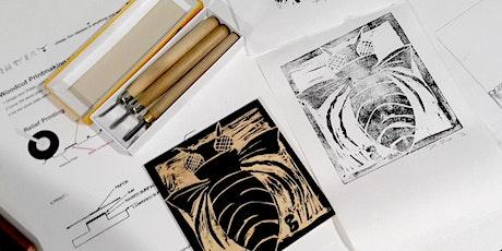 Japanese Woodblock Printmaking tickets