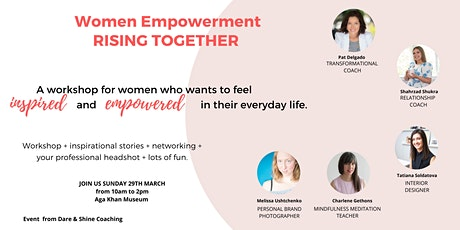 Women Empowerment / Rising Together tickets
