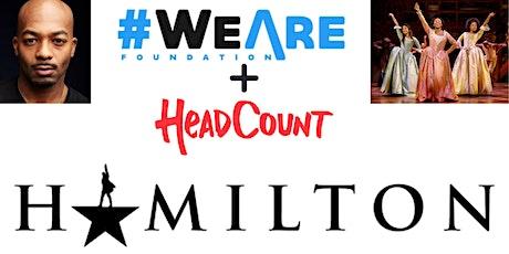 #WeAreTheVote Drive w/Brandon Victor Dixon & HAMILTON cast members tickets