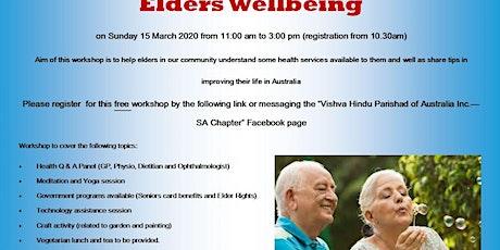 Hindu Elders Well-being Session tickets