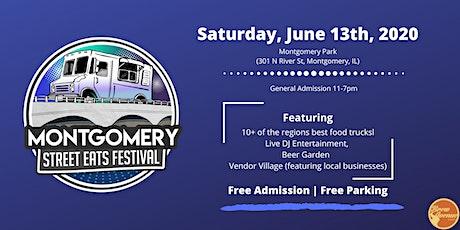 Montgomery Street Eats Festival tickets
