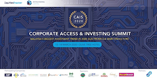 Corporate Access and Investing Summit 2020