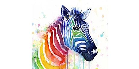 Rainbow Zebra - The Market Hotel tickets
