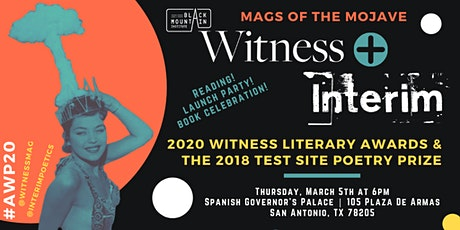 Witness & Interim Present: Mags of the Mojave tickets