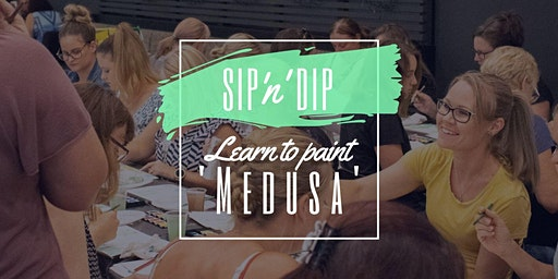 Buderim Coffee Club - Grab a vino and learn to paint 'Medusa'
