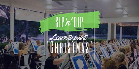 Moselles Springfield - Sip 'n' learn how to paint 'Christmas'! tickets