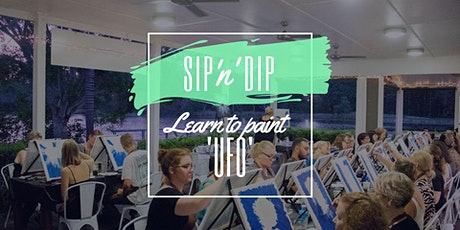 Moselles Springfield - Grab a glass of wine and learn to paint 'UFO' tickets