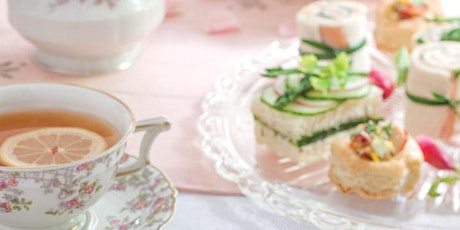 Summer Afternoon Tea tickets