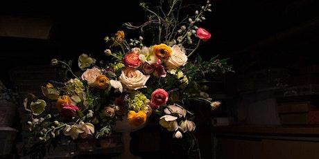 Advance Floral Design Workshop tickets