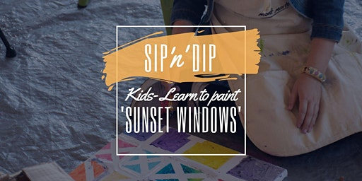 Buderim Coffee Club - Learn to paint 'Sunset Windows'