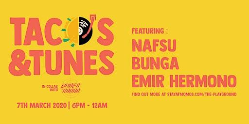 Tacos & Tunes 2 with Under The Radar @ MoMo's Kuala Lumpur