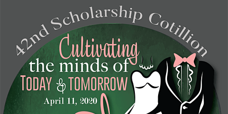 42nd Annual Scholarship Cotillion tickets
