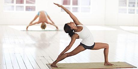 Flow Yoga tickets