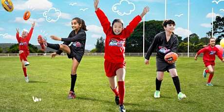 2020 Maribyrnong Get Active! Expo - Auskick 'come & try' (Braybrook) tickets